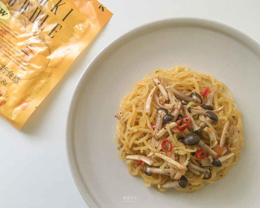 NAKAKI 蒟蒻纖食南瓜麵